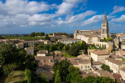 village saint emilion